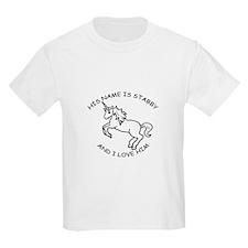 Stabby the Unicorn T-Shirt