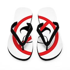 No Hipsters! Flip Flops