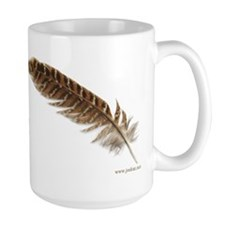 Pheasant Feather Mug2