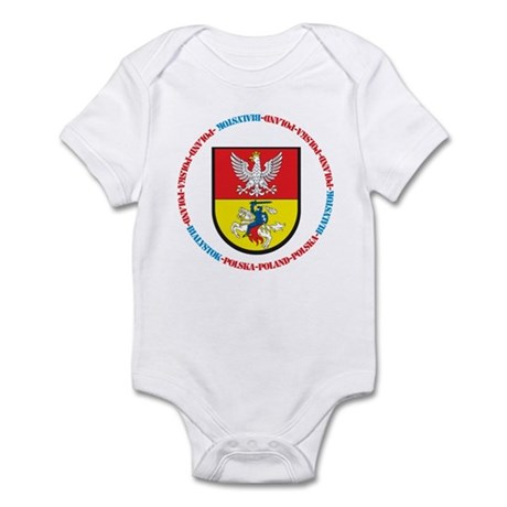 Bialystok_1 Infant Bodysuit