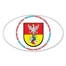Bialystok_1 Oval Decal
