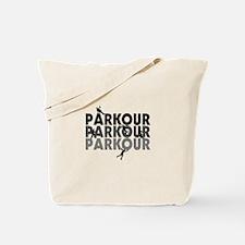 Parkour Free Running Tote Bag