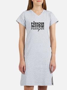 Parkour Free Running Women's Nightshirt