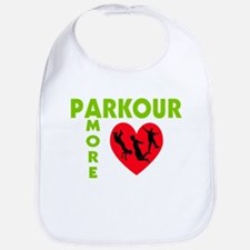 Parkour Amore With Heart Bib