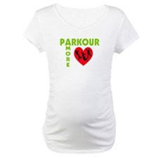 Parkour Amore With Heart Shirt