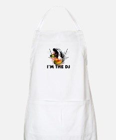 I'm The DJ Rockin The Turntables Apron