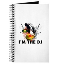 I'm The DJ Rockin The Turntables Journal