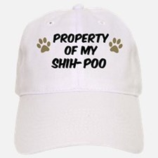 Shih-Poo: Property of Baseball Baseball Cap