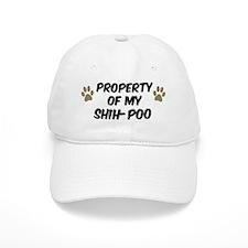 Shih-Poo: Property of Baseball Cap