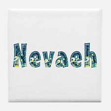 Nevaeh Under Sea Tile Coaster