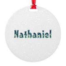 Nathaniel Under Sea Ornament