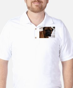 A Face to Die For Golf Shirt