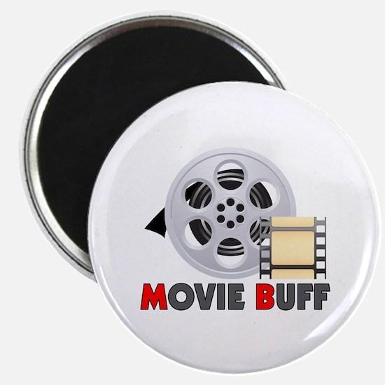 I'm A Movie Buff Magnet