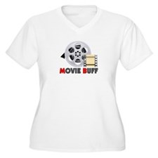 I'm A Movie Buff T-Shirt
