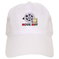 I'm A Movie Buff Baseball Cap
