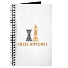Chess Anyone Chess Pieces Journal