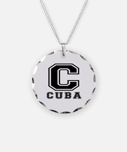Cuba Designs Necklace