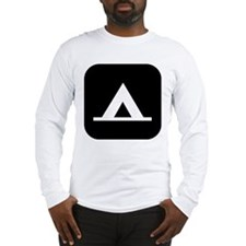 Campground Long Sleeve T-Shirt