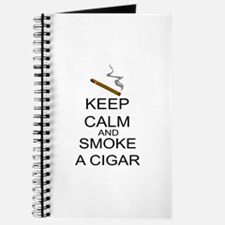 Keep Calm And Smoke A Cigar Journal
