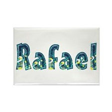 Rafael Under Sea Rectangle Magnet