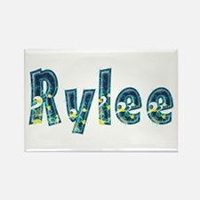 Rylee Under Sea Rectangle Magnet