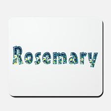 Rosemary Under Sea Mousepad