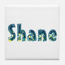 Shane Under Sea Tile Coaster