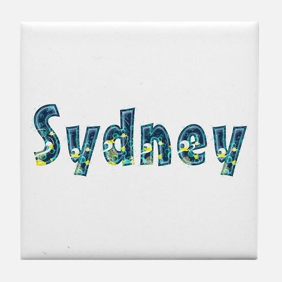 Sydney Under Sea Tile Coaster