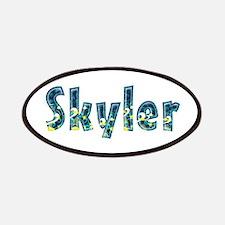 Skyler Under Sea Patch