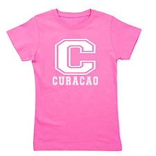 Curacao Designs Girl's Tee