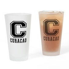 Curacao Designs Drinking Glass