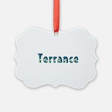Terrance Under Sea Ornament