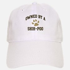 Shih-Poo: Owned Baseball Baseball Cap