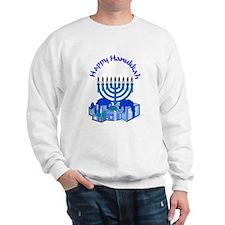 happy hanukkah Jumper