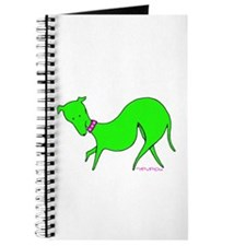 Green Prissy Journal