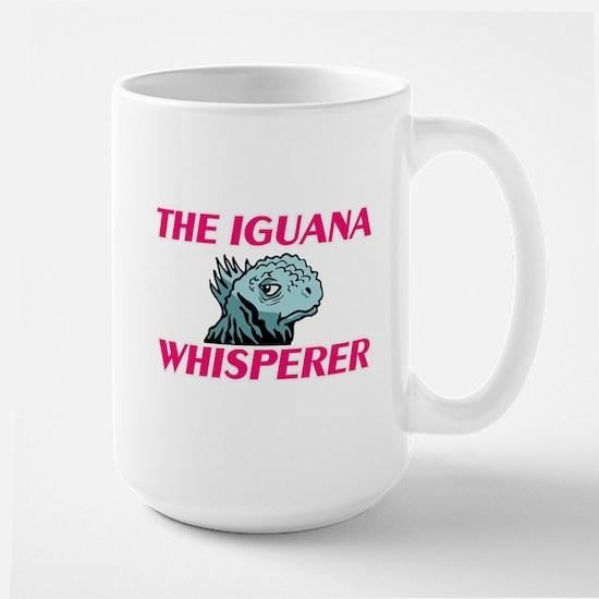The Iguana Whisperer Mugs