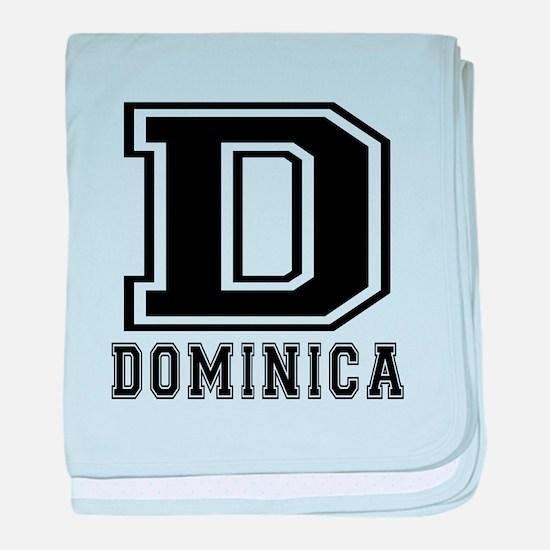 Dominica Designs baby blanket