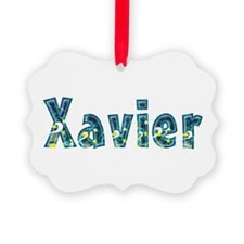 Xavier Under Sea Ornament