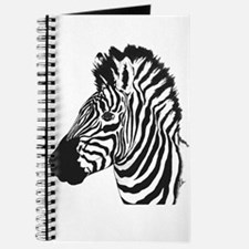 Zebra bust Journal