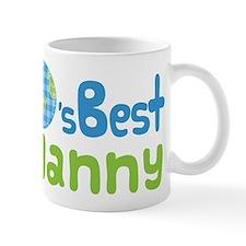 Earths Best Nanny Mug