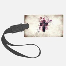 Cross of Grace Luggage Tag