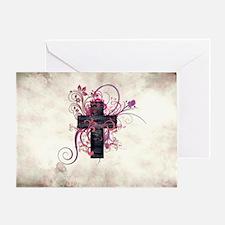 Cross of Grace Greeting Card