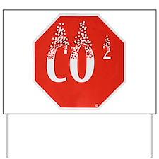 Global Warming Yard Sign