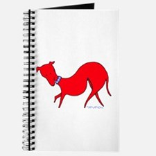 Red Prissy Journal