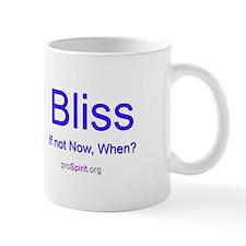 Bliss - Dalai Lama - Right Handed Mug