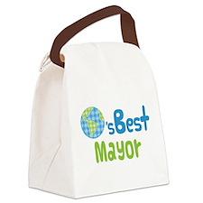 Earths Best Mayor Canvas Lunch Bag