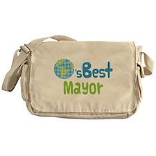 Earths Best Mayor Messenger Bag
