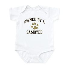 Samoyed: Owned Infant Bodysuit