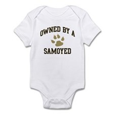Samoyed: Owned Onesie