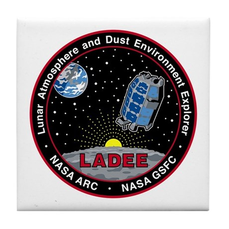 LADEE Tile Coaster
